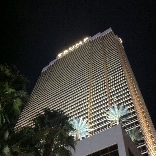 Photo taken at Trump International Hotel Las Vegas by Christiaan S. on 1/9/2011