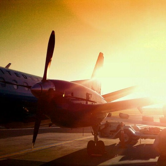 Photo taken at Westchester County Airport (HPN) by kelli t. on 9/2/2011