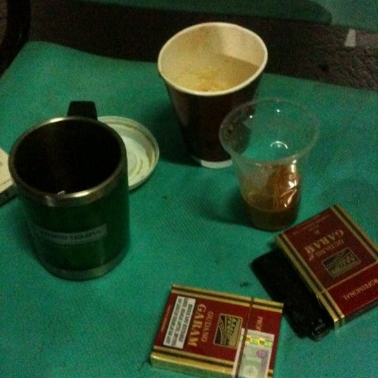 Free Coffee and Cigarettes....