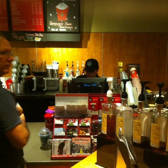 Photo taken at Starbucks by John S. on 11/17/2011
