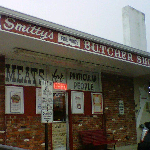 Old Fashioned Butcher Shop