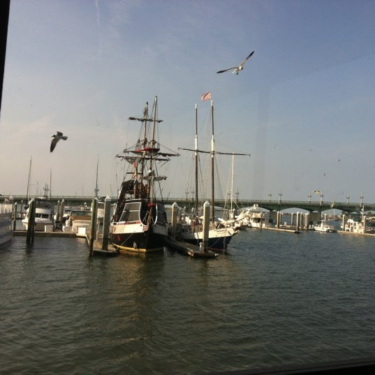 Photo taken at Santa Maria by Stephanie H. on 4/8/2012