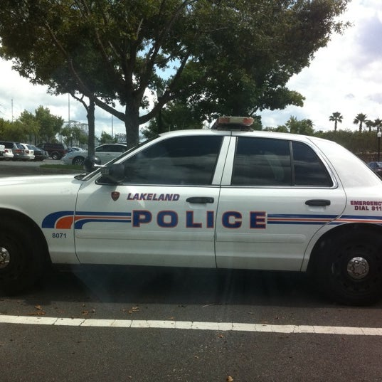 Photo taken at Lakeland Police Department by Enrique G. on 9/27/2011