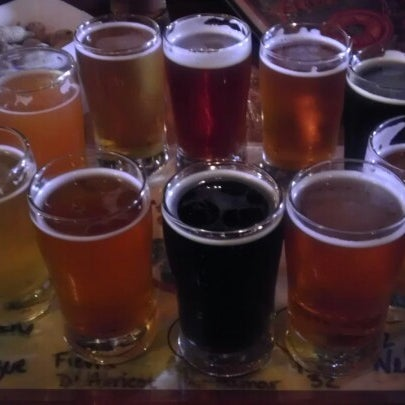 Photo taken at La Cumbre Brewing Company by Jennifer P. on 9/2/2012