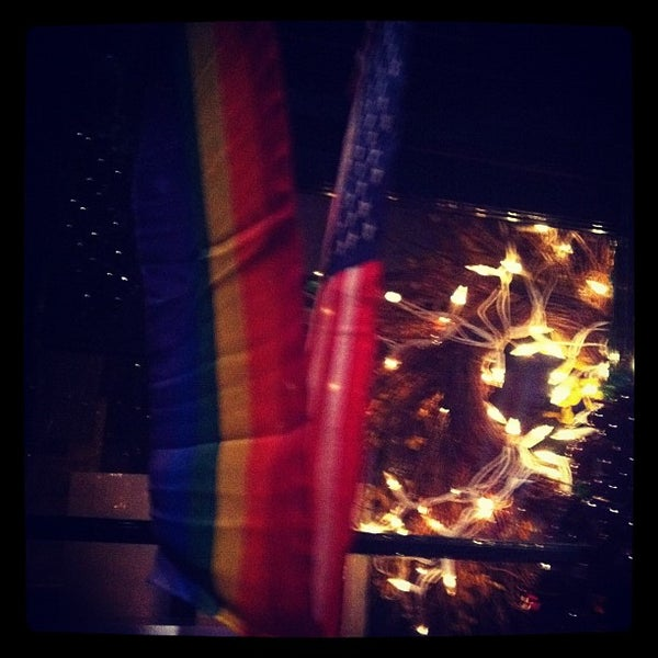 Photo taken at The Cubbyhole Bar by Tassos L. on 11/18/2011