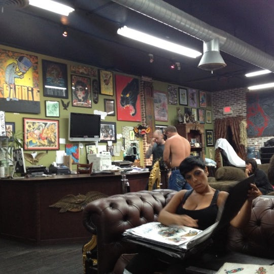 miami ink tattoo studio tattoo parlor in miami beach