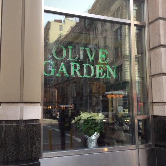Olive Garden Flatiron District 99 Tips
