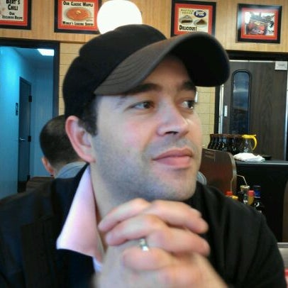 Photo taken at Waffle House by Vanessa A. on 2/23/2012