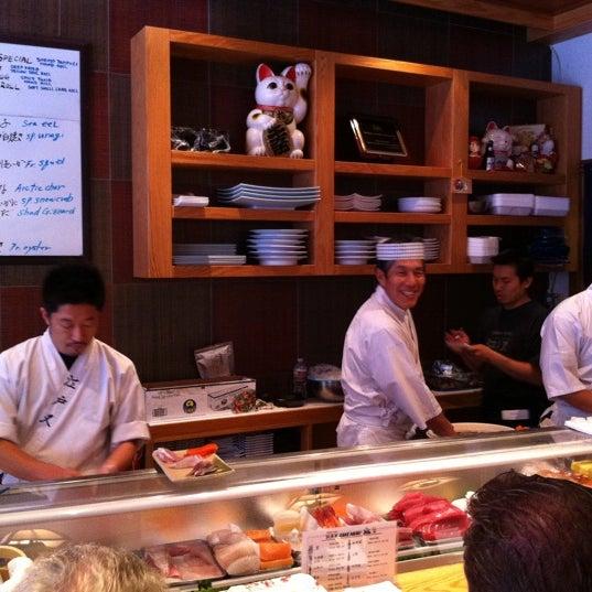 Best Sushi Restaurants In San Mateo