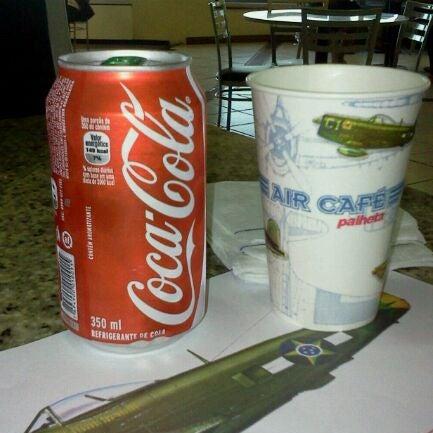Photo taken at Air Café Palheta by Eduardo P. on 9/20/2011