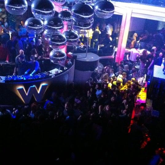 Photo taken at W by Mndkm . on 12/25/2011
