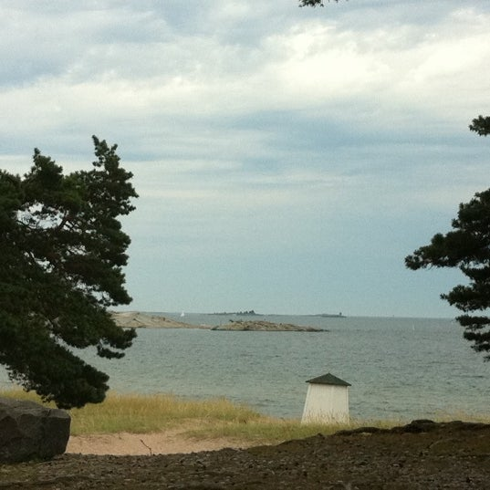 Photo taken at Tulliniemi by Laura J. on 7/25/2012