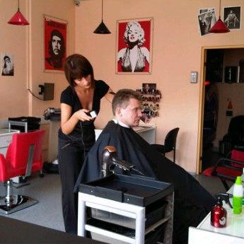 Photo taken at Frizetava.com - skaistuma studija, solārijs un kafejnīca by Frizetava.com s. on 4/23/2012