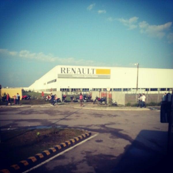 Photo taken at Renault do Brasil by Matheus T. on 9/11/2012