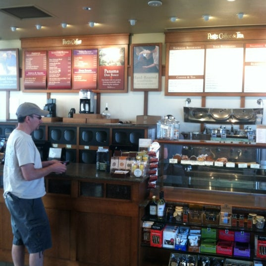 Photo taken at Peet's Coffee & Tea by Brian I. on 10/5/2011