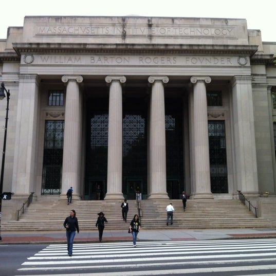 Photo taken at Massachusetts Institute of Technology (MIT) by Takeshi A. on 5/2/2012