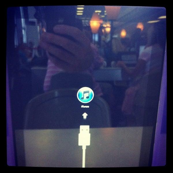 Photo taken at Terminal 3 by Alexander H. on 6/8/2012