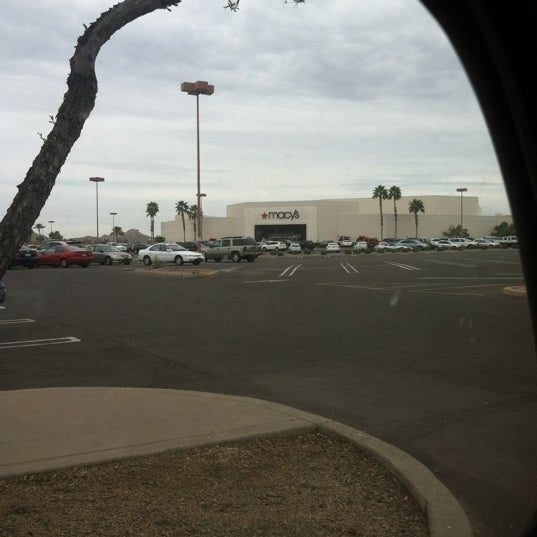 Photo taken at Paradise Valley Mall by Robbie R. on 3/17/2012