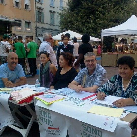 Photo taken at Via Emilia Centro by Michela I. on 10/1/2011