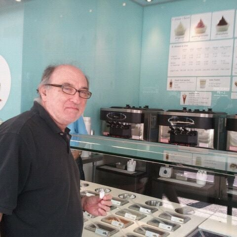 Photo taken at Pinkberry by Jeannine S. on 9/16/2011