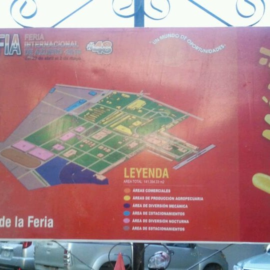 Photo taken at Feria Internacional de Azuero by Alina G. on 4/29/2012