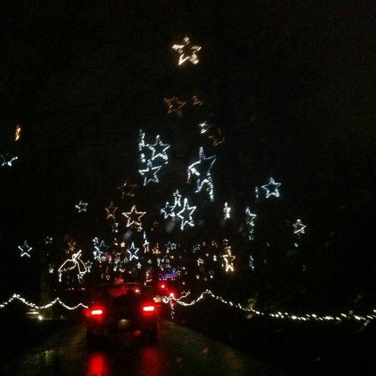 Photo taken at Starry Nights by Jennifer L. on 12/21/2011