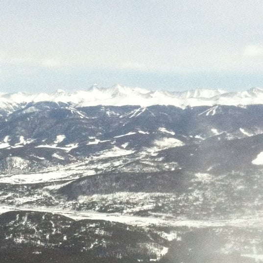 Photo taken at Breckenridge Ski Resort by Gavin O. on 2/18/2011