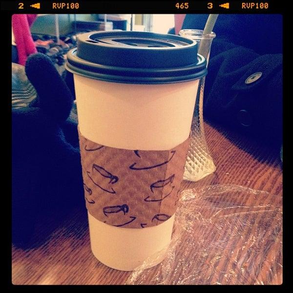 Photo taken at The Coffee Shop NE by Ali E. on 11/19/2011