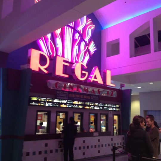 Movies & Showtimes for Regal Montrose Movies Stadium 12