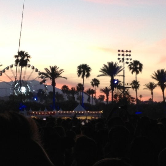 Photo taken at Coachella Valley Music and Arts Festival by Shannon L. on 4/16/2012
