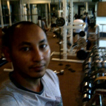 Photo taken at Graha Residence Swimming Pool by Abdillah B. on 11/5/2011