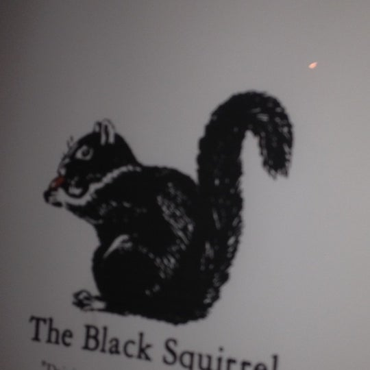 Photo taken at The Black Squirrel by JENNDER🎶🐳 on 2/10/2012