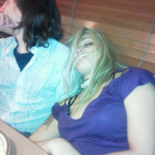 Photo taken at Denny's by MrKnightLife L. on 2/13/2012