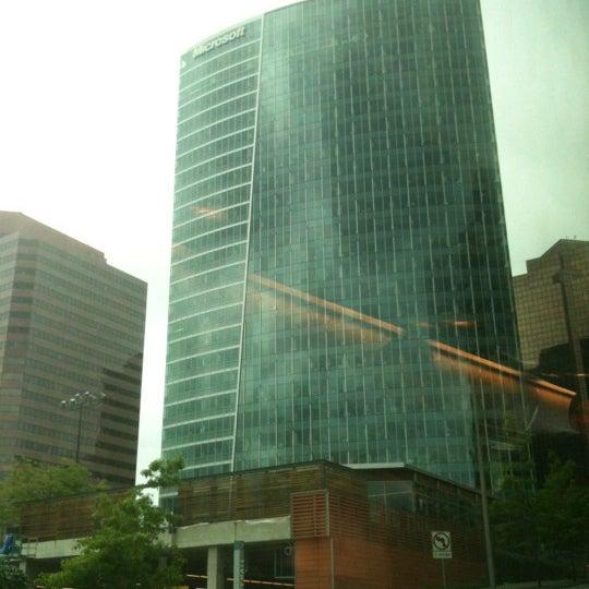 City Center: Microsoft City Center Plaza