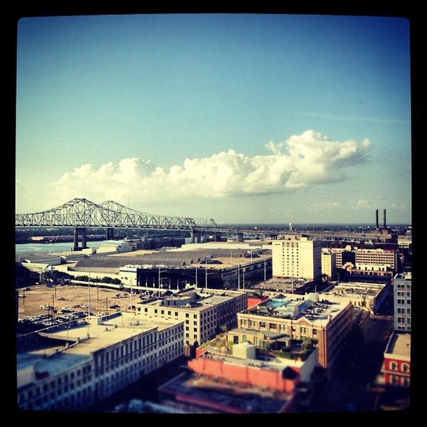 Photo taken at Loews New Orleans Hotel by Billy H. on 6/20/2012