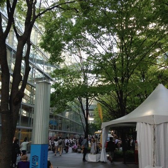 Photo taken at 東京国際フォーラム ガラス棟 by aiiiiiiida on 5/5/2012