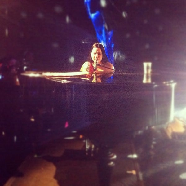 Photo taken at iHeartRadio Theater by Anna D. on 10/31/2011