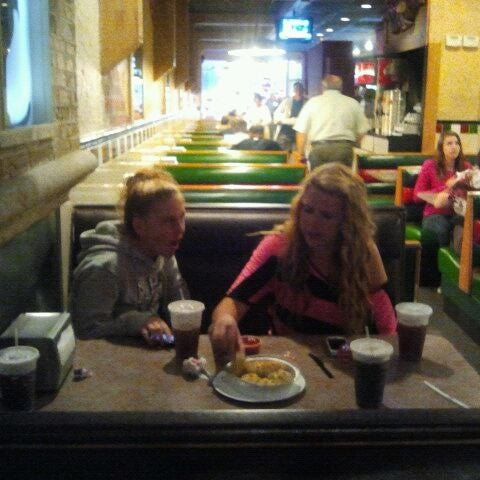 Photo taken at Toby's Original Little Italy Pizza by Duane W. on 1/23/2012