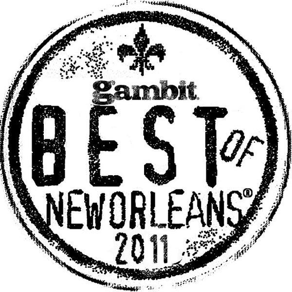 Gambit's Best of New Orleans Readers' Poll 2011 Winner: Best Cheap Eats