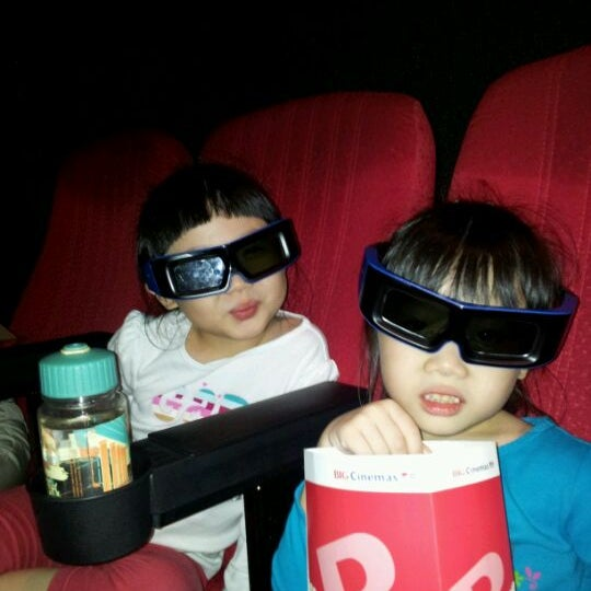 Photo taken at Big Cinemas by Jimmi H. on 3/9/2012