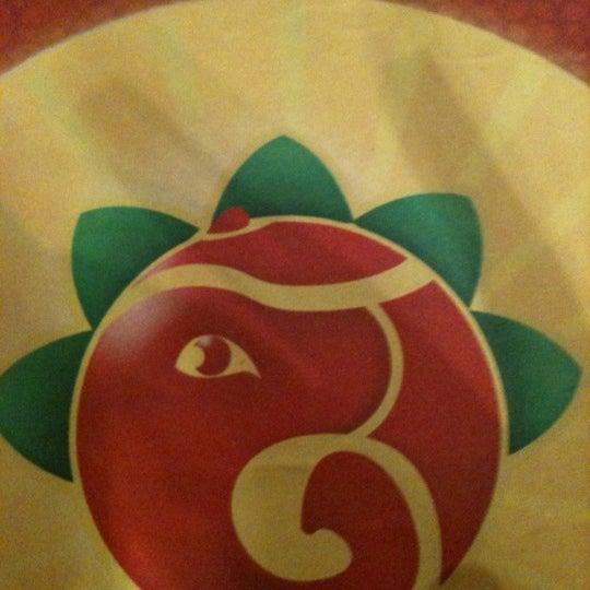 Photo taken at Madhu by Ruben C. on 7/13/2012