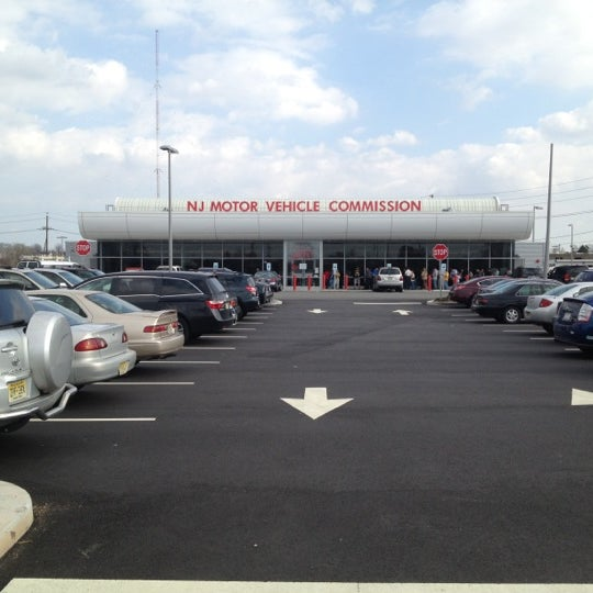 New jersey motor vehicle commission 8 mill st for New jersey motor vehicle commission thorofare thorofare nj