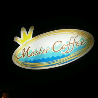 Photo taken at Master Coffee by Issara L. on 2/19/2012