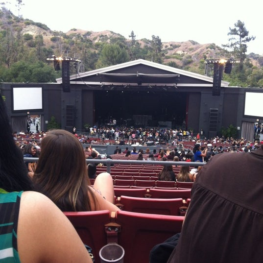 Photo taken at The Greek Theatre by Bob B. on 7/19/2012