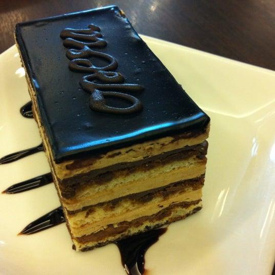 Photo taken at brown sugar cafe by Jarunee K. on 8/11/2012