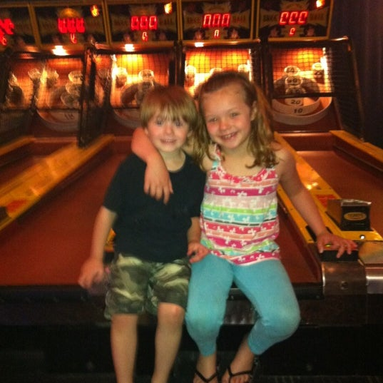 Photo taken at Dave & Buster's by Ryan D. on 4/1/2012