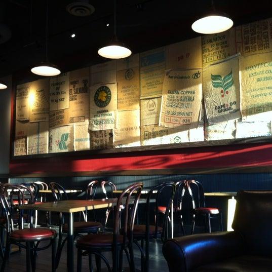 Photo taken at Starbucks by Richard B. on 8/21/2012