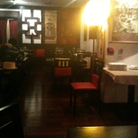 Photo taken at Cafe Tibet by Tabu N. on 1/21/2011