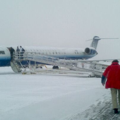 Photo taken at Aspen - Pitkin County Airport (ASE) by Jim M. on 12/14/2011