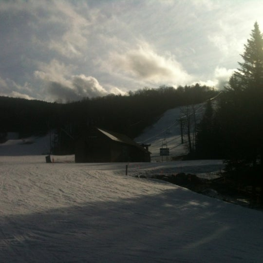 Photo taken at Bretton Woods by Selena H. on 12/22/2011